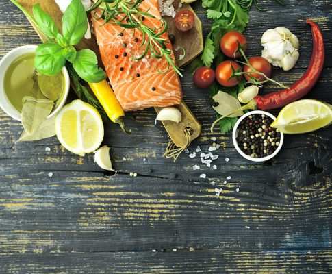 Jak i jakie spożywać posiłki aby żyć długo i zdrowo