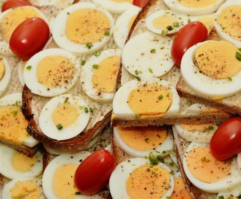 5 powodów dla których warto jeść jajka