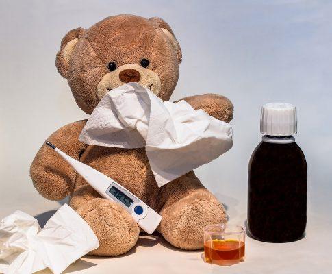 katar kichanie gorączka